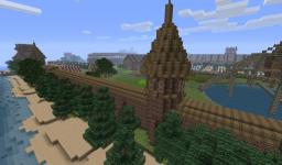 Medieval Pack 4 - Tower Minecraft Project