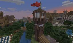 Medieval Pack 5 - Tower Minecraft Project
