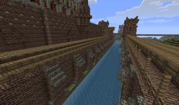 Medieval Pack 12 - walls Minecraft Project