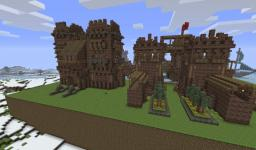 Medieval Pack All in 1 Minecraft Project