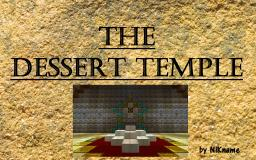 Adventuremap: The Desert Temple Minecraft
