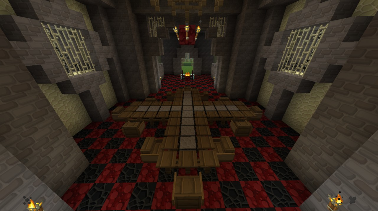 Vampire Guild Minecraft Project