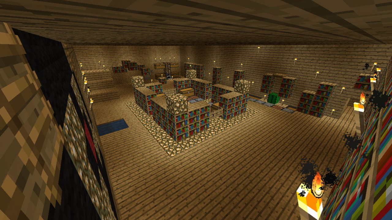 how to build a mansion with insides minecraft