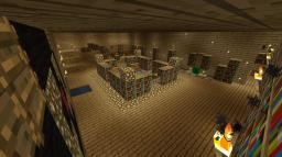 Cinima Mountain With House Inside and ETC! Minecraft Project