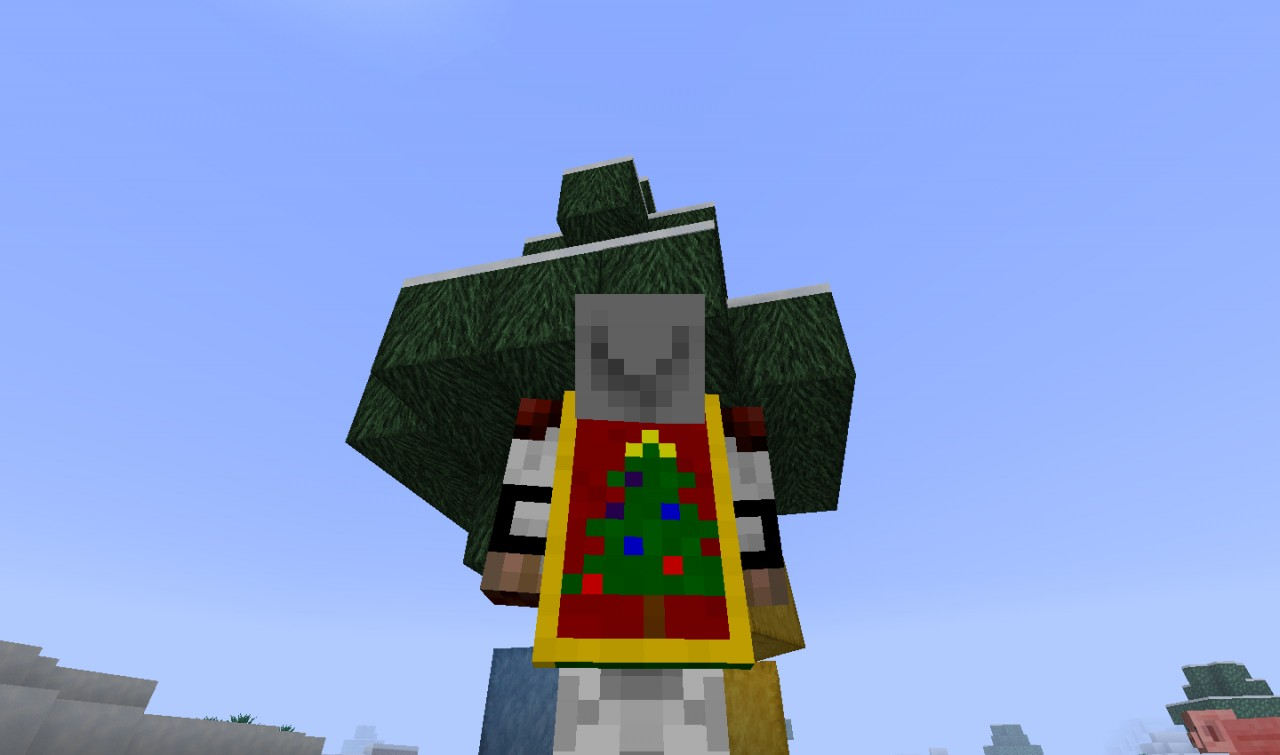 Christmas Craft Minecraft Mod