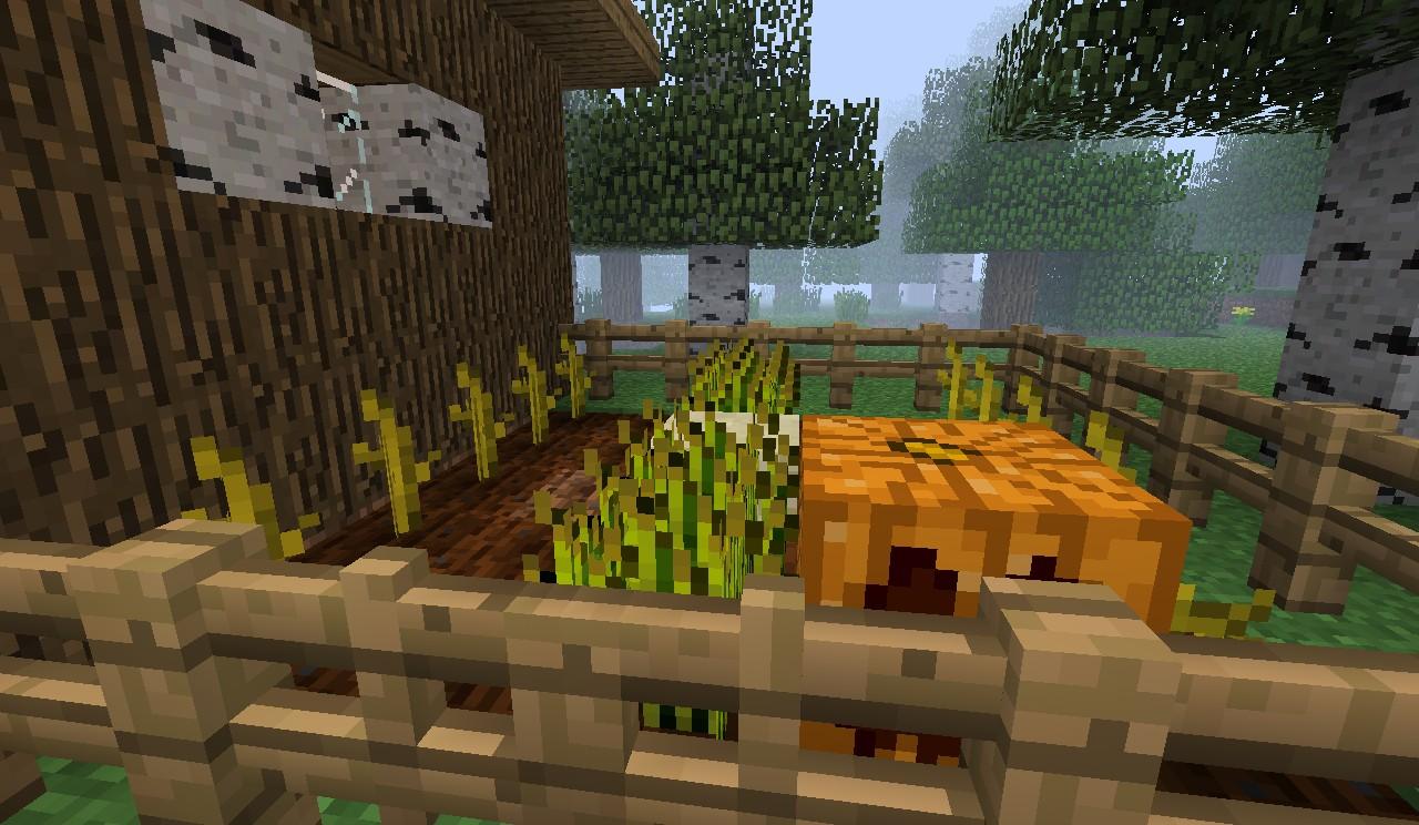 Hunter's Cabin Minecraft Project