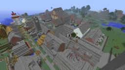 Townsville Minecraft Map & Project