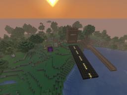 Survival House/ NPC Village