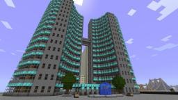 TowerCraft Spawn Minecraft Map & Project