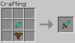 [1.2.5]SmithyCraft Mod New Items/Weapons and much MORE! NOW SMP! Minecraft Mod