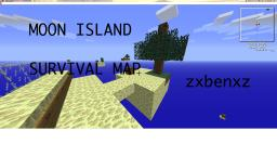 MOON ISLAND SURVIVAL! by zxbenxz Minecraft Map & Project