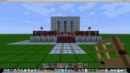 Shooting Arena (PLay With Friends) Minecraft Map & Project