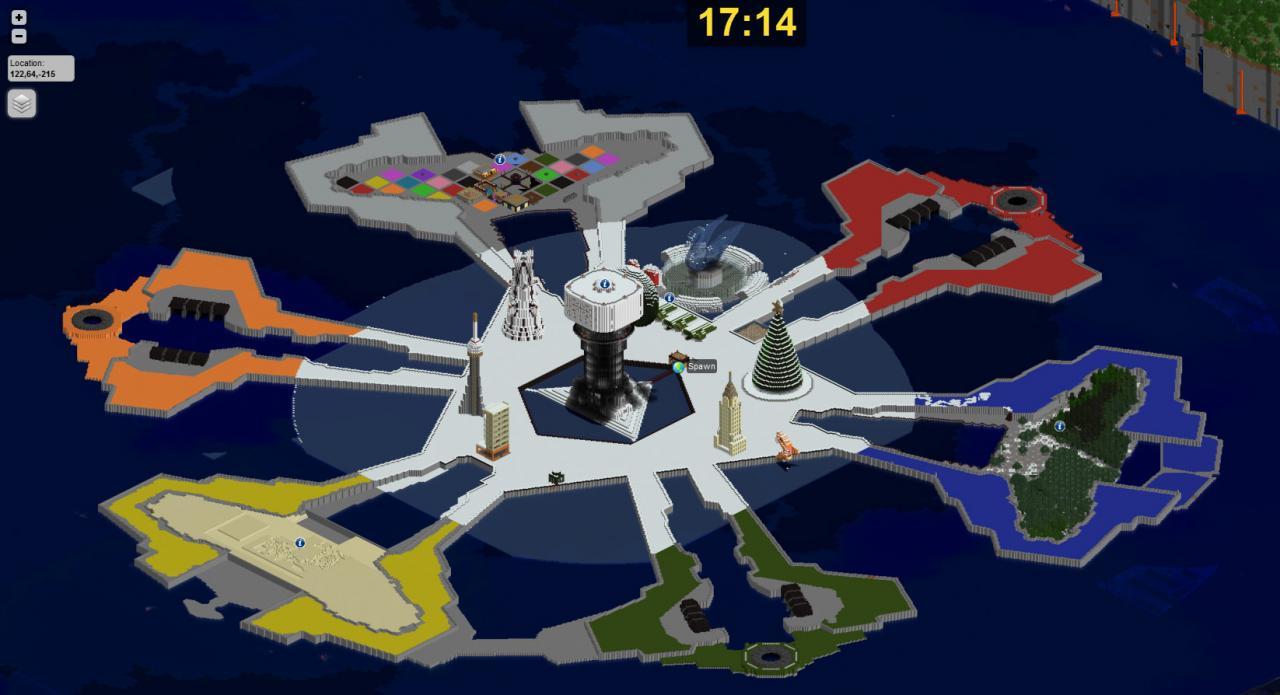 Stargate Atlantis Minecraft Project