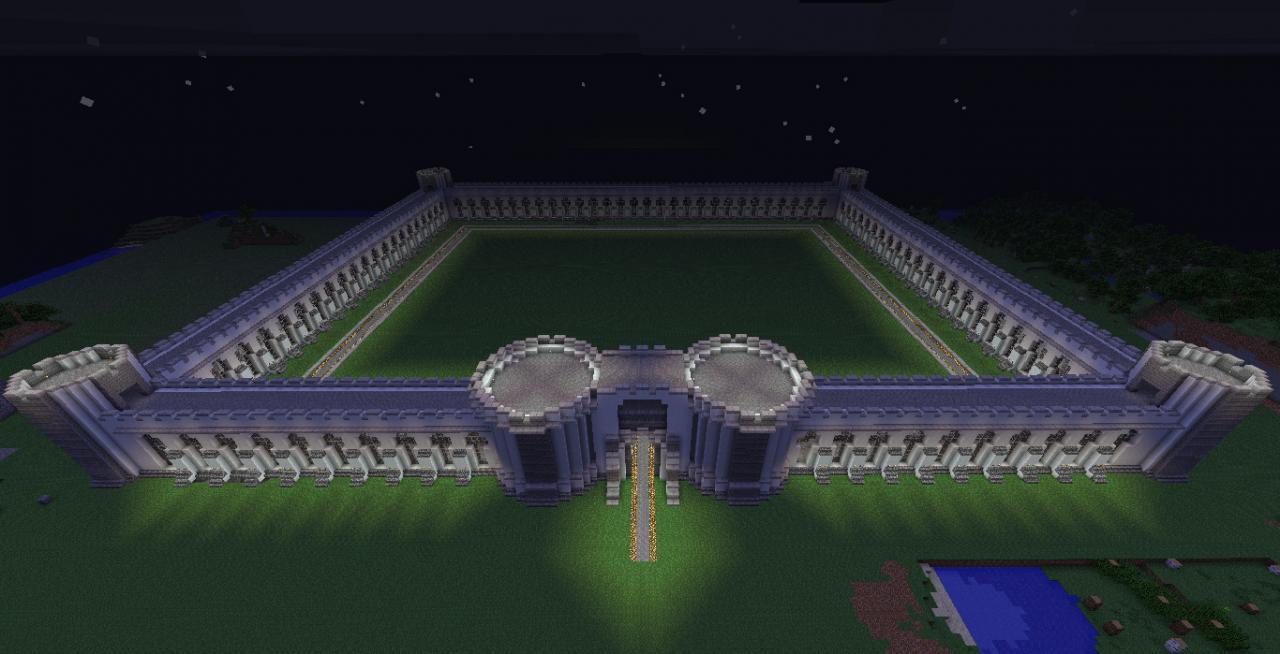 Castle Tho Snowwhite Castle Walls on Minecraft Castle Blueprints