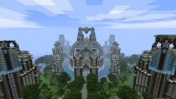 Minecraft Cinematic - The Aedis Sanctum Minecraft Map & Project