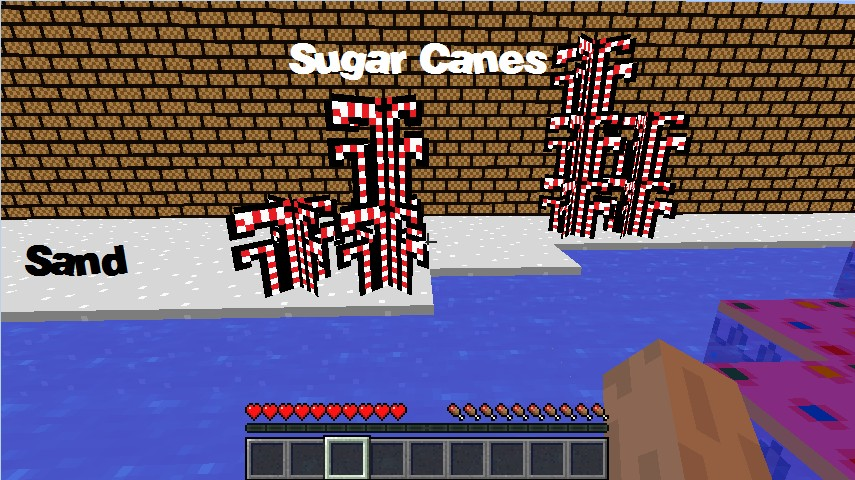 Sand = Sugar !