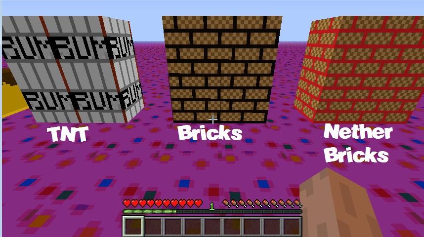 Bricks = Biscuits
