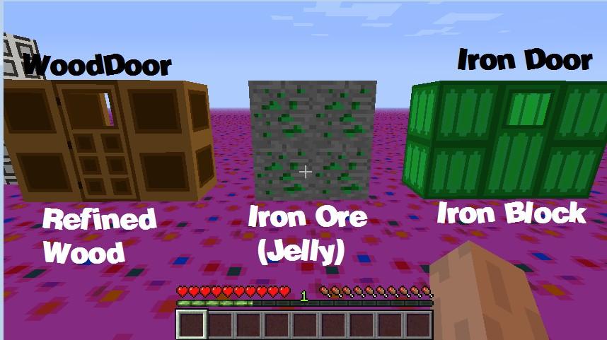Iron = Jelly oO LOL
