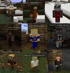 Millenaire HD texture (128x128) Minecraft Texture Pack