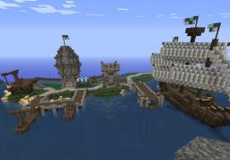 It's a Ship! Minecraft Project
