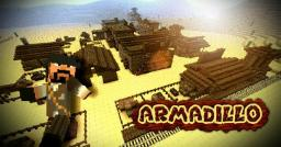 Red Dead Redemption's Armadillo Minecraft Project