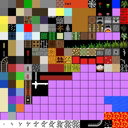 16X16 texture pack