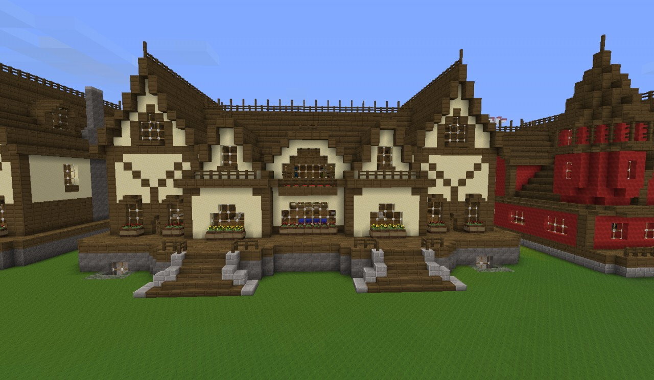 Minecraft Victorian House Tutorial The