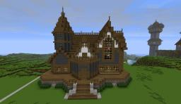 Victorian House 4 Minecraft Map & Project