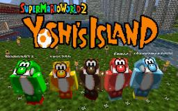 [32x] Yet Another Yoshi's Island Texture Pack Minecraft
