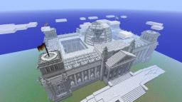 The Reichstag Minecraft Map & Project