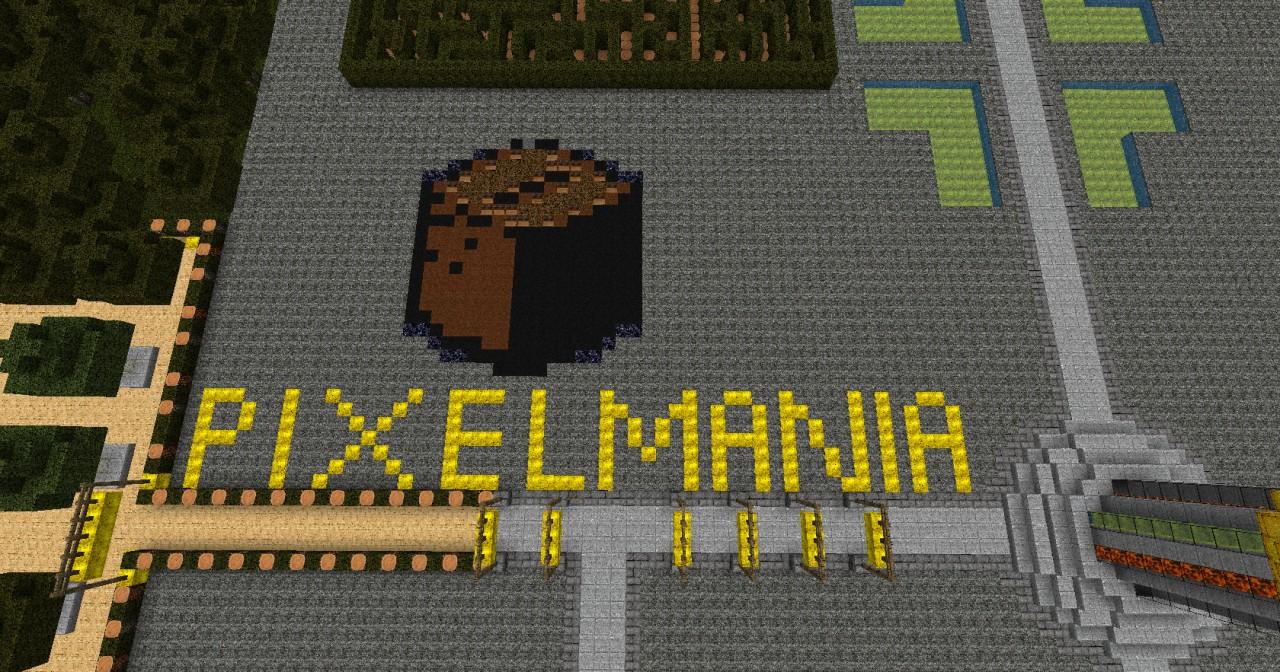 PixelMania SurvivalCreative GER NoLag PVP - Minecraft server zu anderen spieler teleportieren