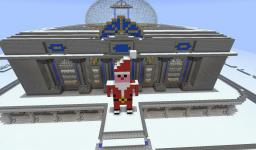 X-Mas Man Minecraft Project