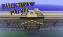 Mithrintia - Buckingham Palace Minecraft Map & Project