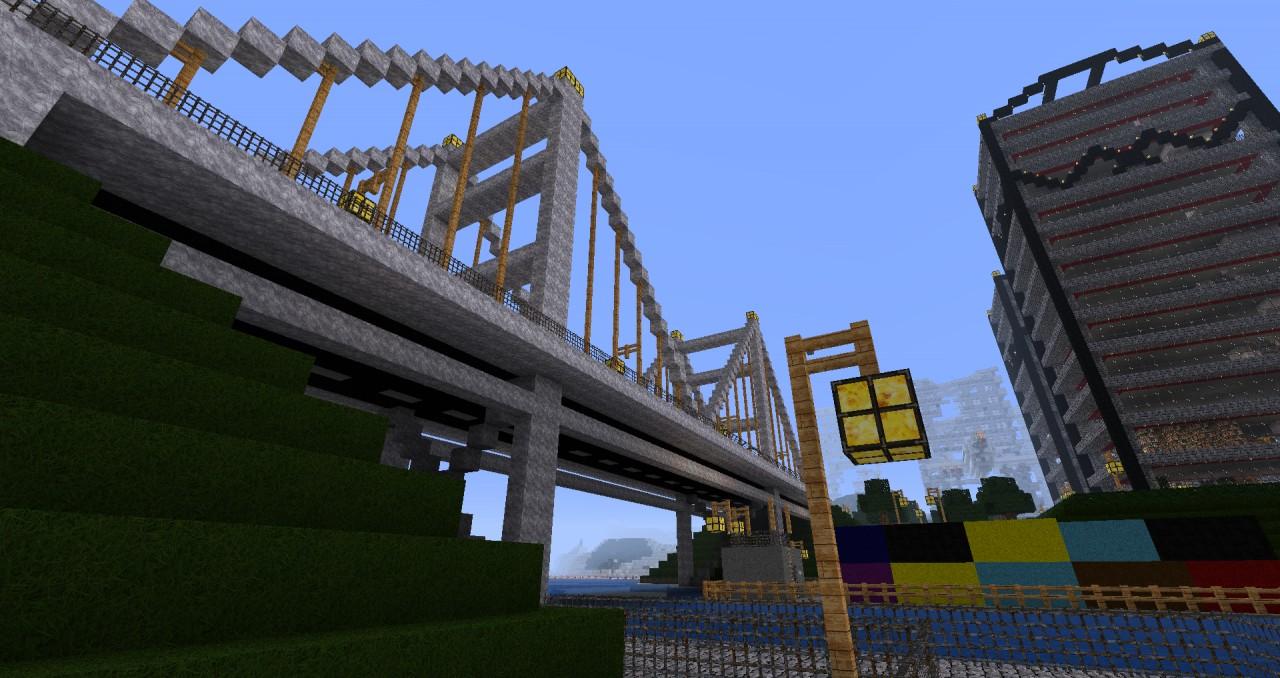 minecraft japanese bridge amazing decoration home design - Minecraft Japanese Bridge