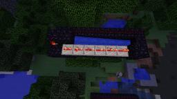 Mini TNT Cannon Minecraft Project