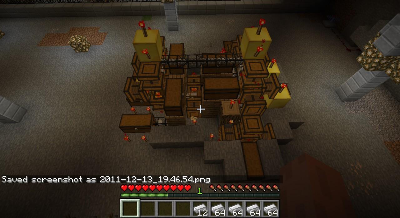 Minecraft World Edit Build Is Laggy