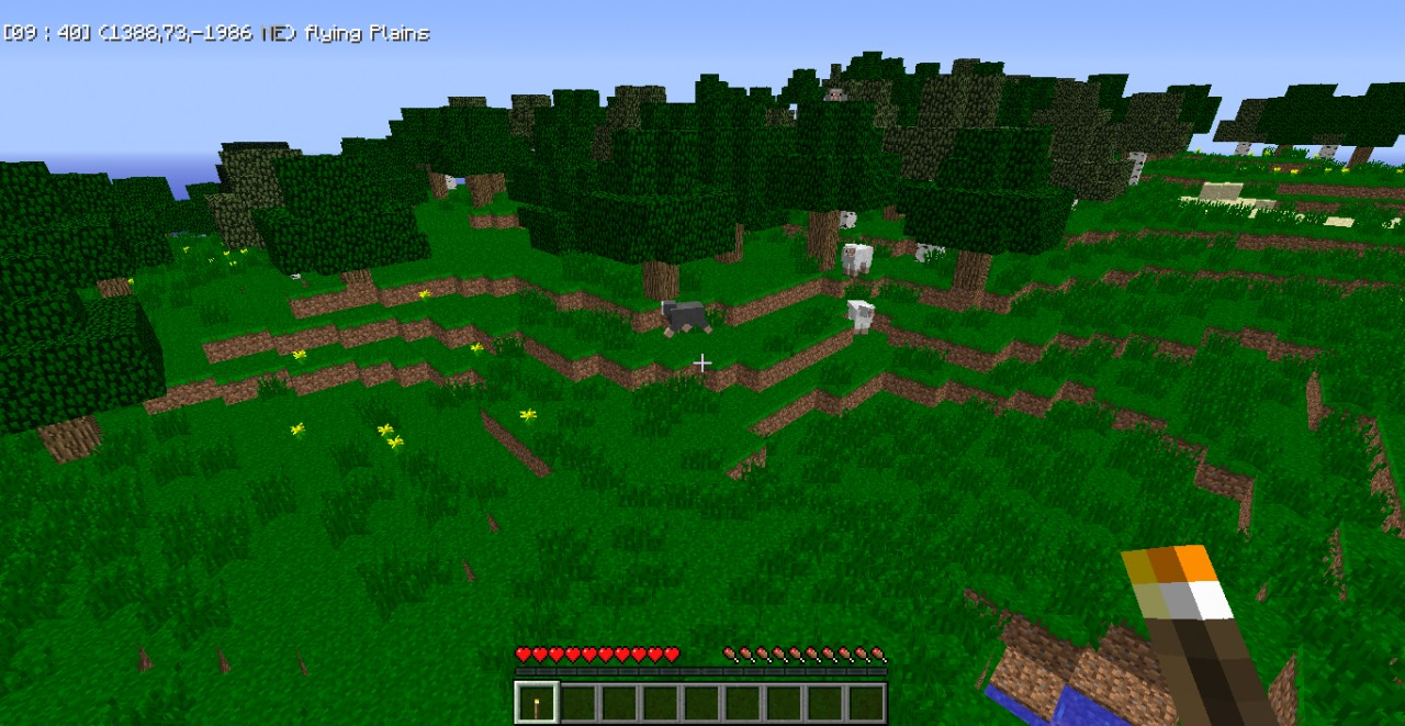 minecraft how to get seeds from grass
