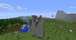 Abdoned Tower Minecraft Map & Project