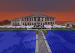 Minecraft Scarface Mansion Minecraft Map & Project