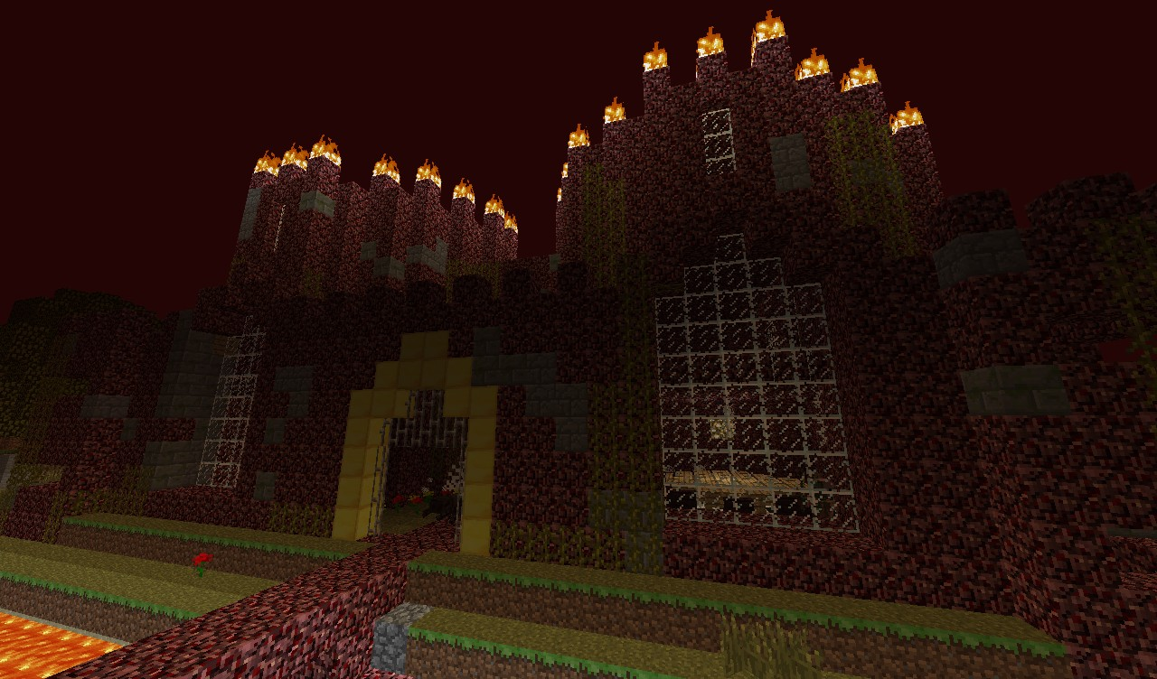Nether Castle