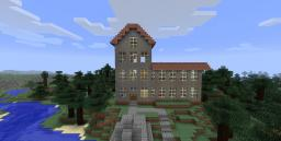 My Hotel Minecraft Map & Project