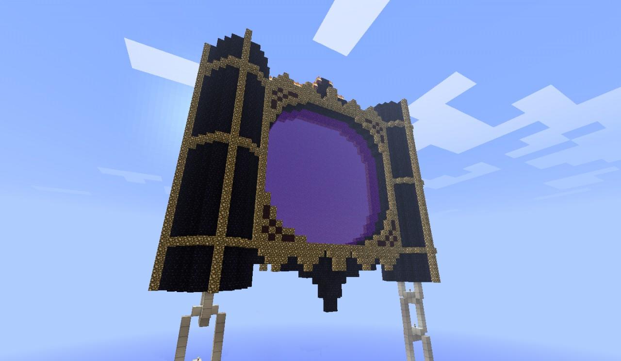 The Portal: Below View