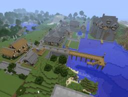 New Cresthaven Minecraft Map & Project