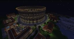 Italy roam Minecraft Map & Project