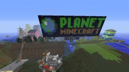 Planet Minecraft Kids World Creative/Zip version Minecraft Map & Project