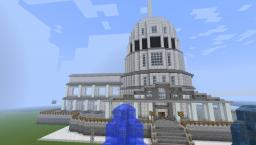 Capital Building (Theme) Minecraft Map & Project