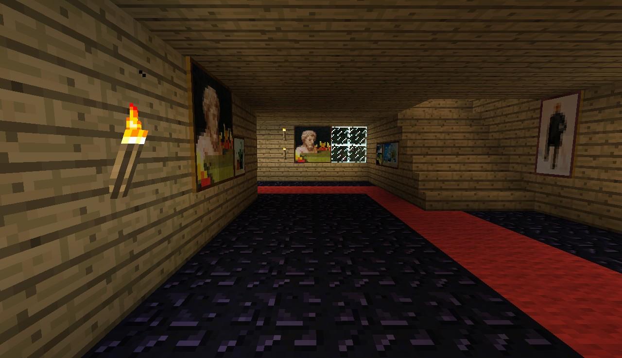 Wooden Floor New Minecraft Wooden Floor