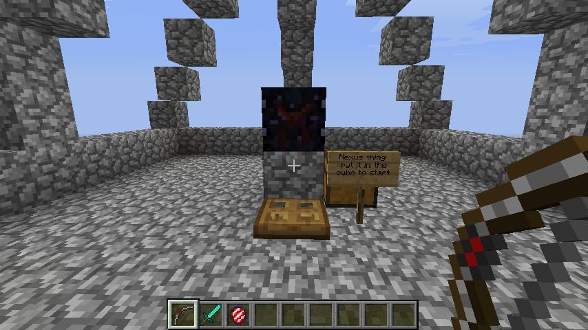 The Nexus Block