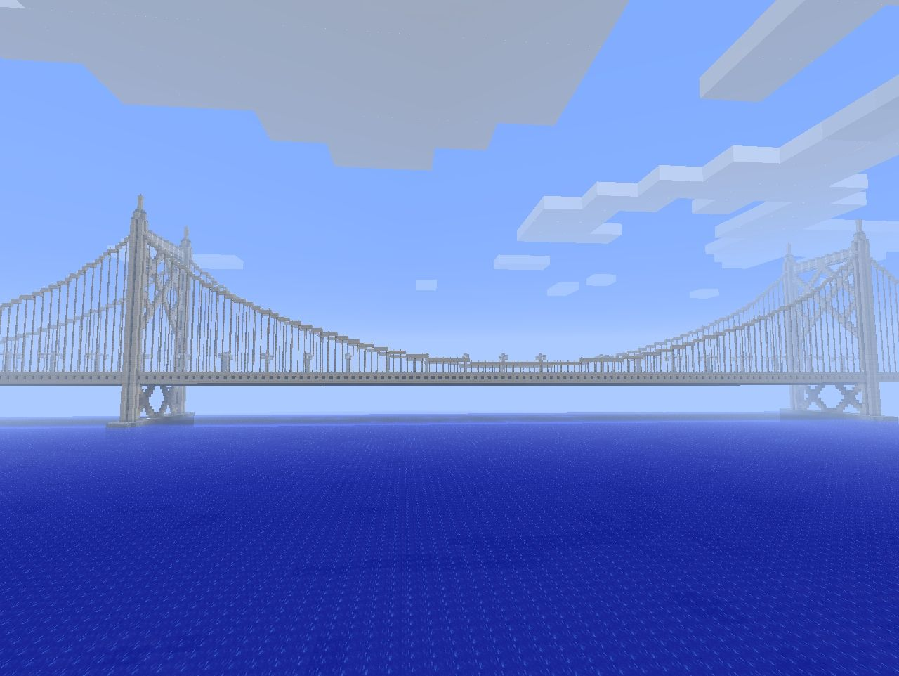 How To Build A Bridge In Minecraft Survival