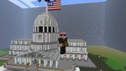 Capital V2 Minecraft Map & Project